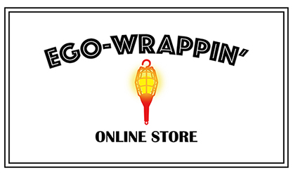 EGO-WRAPPIN' ONLINE STORE